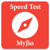Speed Test for MyJio icon