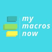 MyMacrosNow - IIFYM Lifestyle icon