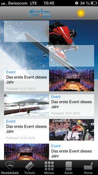 MyMountains apk screenshot