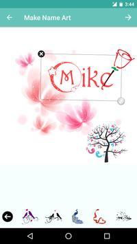My Name Art - Text on Pic apk screenshot