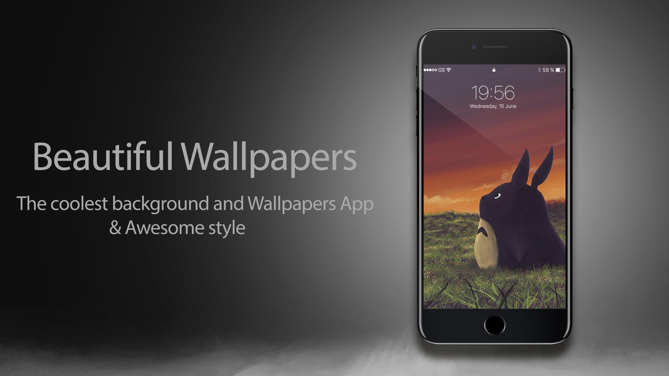 Android 用の トトロの壁紙hd 4k Apk をダウンロード