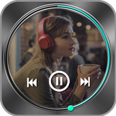 My Photo On Music Player icon