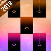 New Piano Tiles HD 2018 icon