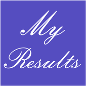 My Results icon