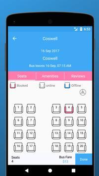myRunner - Bus booking, Bus tickets, Bus tracking screenshot 2