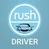 Rush Rides Driver icon