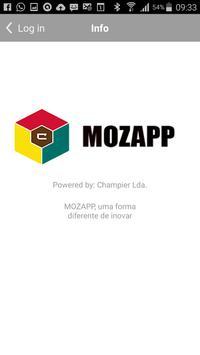 MOZAPP apk screenshot