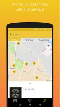 Miesto Žirafos apk screenshot