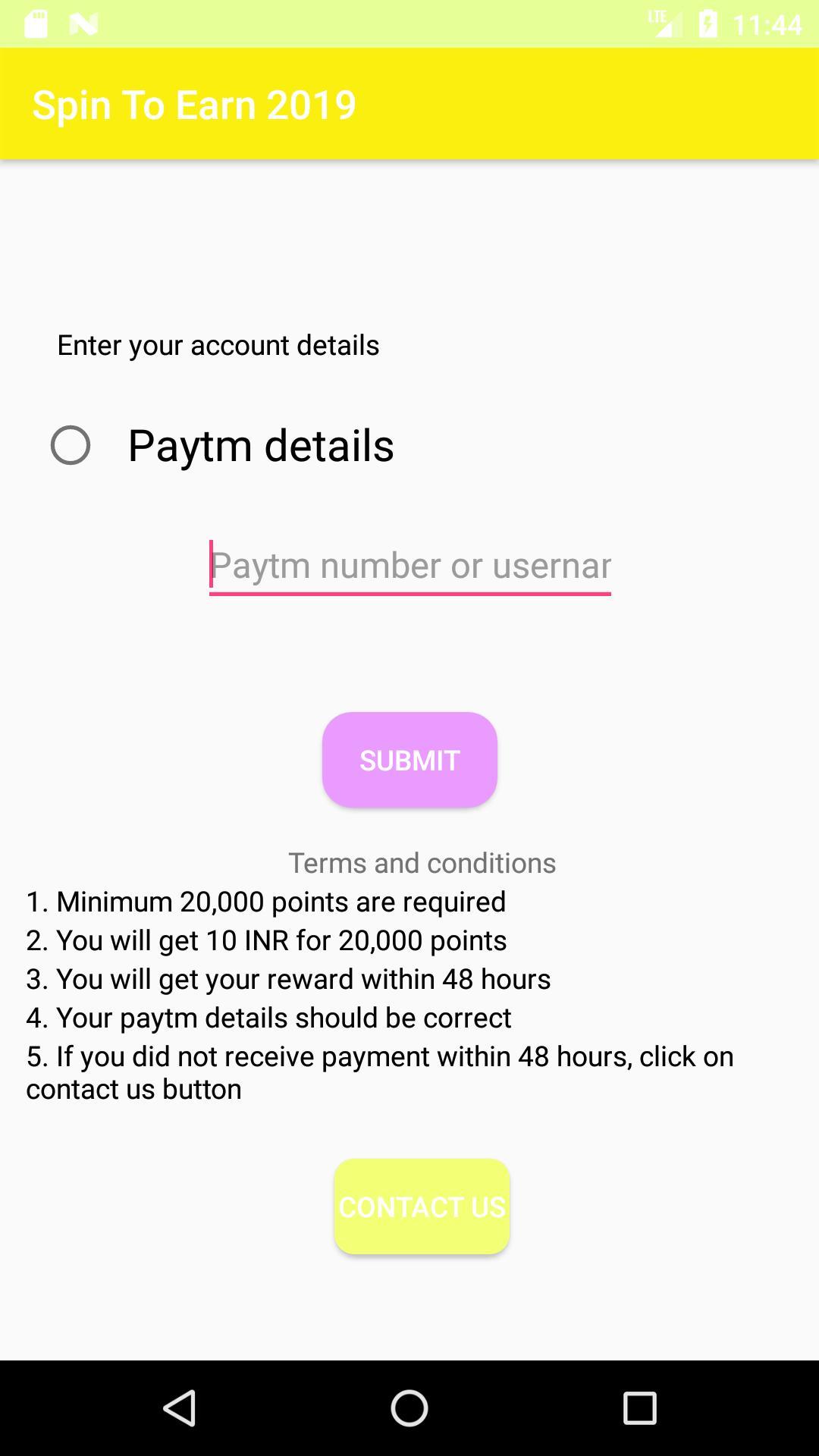 SpinToEarn 2019 - Earn Money Online Earning App for Android - APK