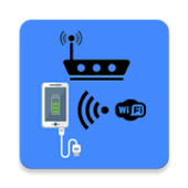 WIFI Battery Charger Prank icon