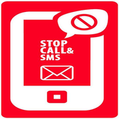 STOP SMS & CALL icon