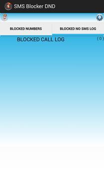 SMS BLOCKER DND screenshot 2