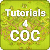 Map Tutorials For COC icon