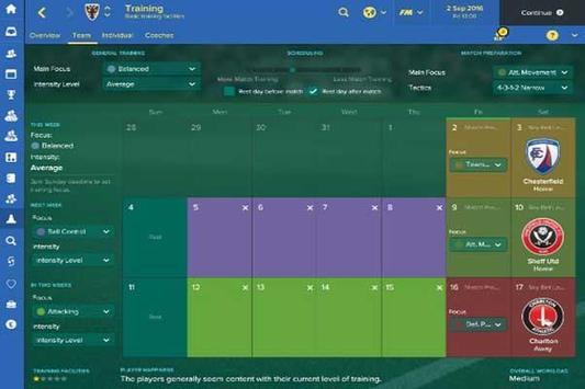 Pro Football Manager 2017 Tips poster