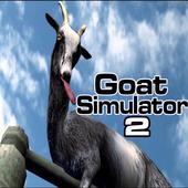 New Goat Simulator 2 Tips icon