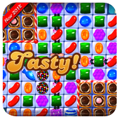 Best Tips: Candy Crush Saga icon