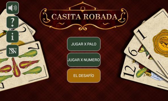 Casita Robada: El Desafío apk screenshot
