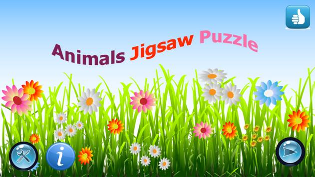 Animals Jigsaw Puzzle poster