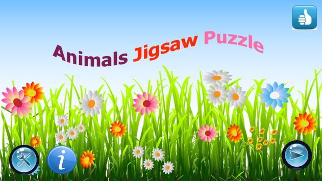 Animals Jigsaw Puzzle screenshot 1