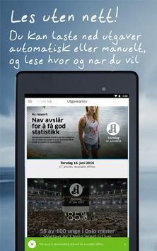 Aftenposten+ apk screenshot
