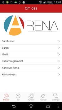 Arena screenshot 1