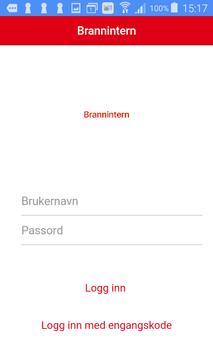Brannintern screenshot 1