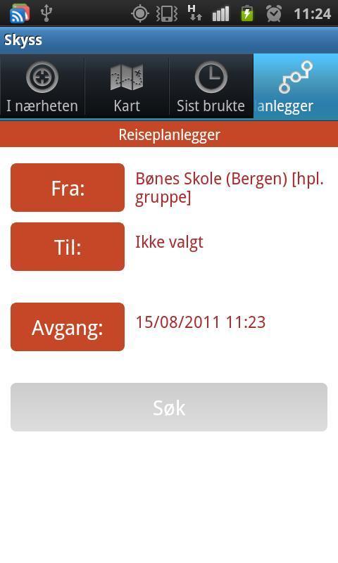 Skyss Reiseplanlegger For Android Apk Download