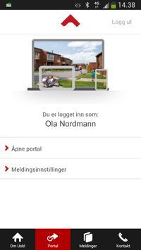 Usbl Portalen apk screenshot