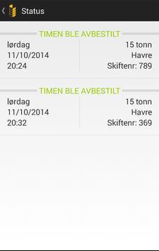 Brakorn — Timebestilling apk screenshot