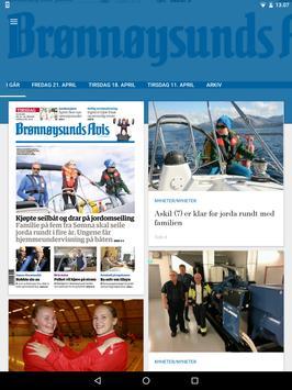 Brønnøysunds Avis eAvis screenshot 10