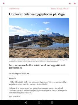 Brønnøysunds Avis eAvis screenshot 12