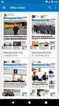 Brønnøysunds Avis eAvis screenshot 2
