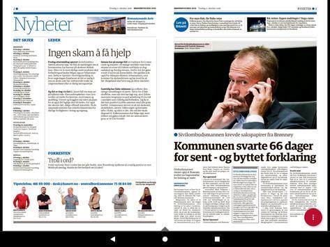 Brønnøysunds Avis eAvis screenshot 8