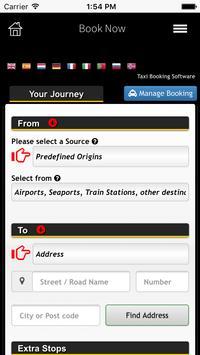 Bergen Transfer Service apk screenshot