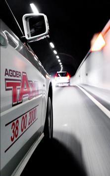 Agder Taxi poster