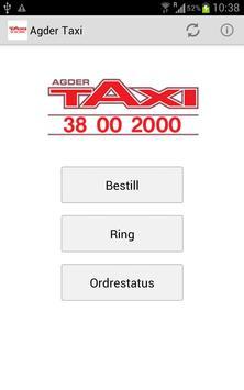 Agder Taxi screenshot 1