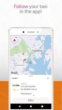 Mivai – Taxi app apk screenshot