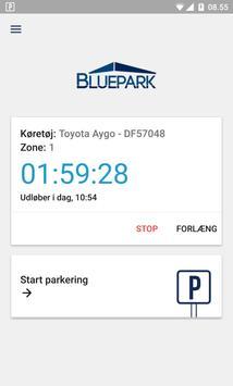 BluePay poster