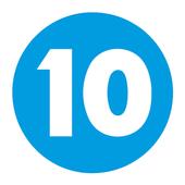 Kanal 10 icon