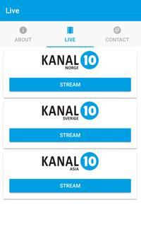 Kanal 10 poster