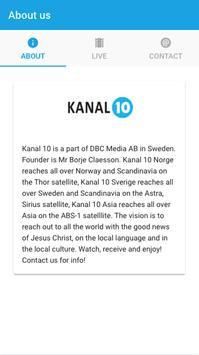 Kanal 10 screenshot 1