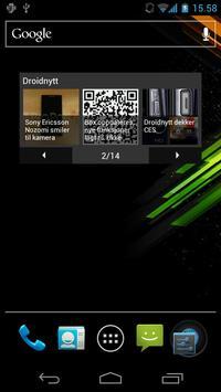 Droidnytt screenshot 4