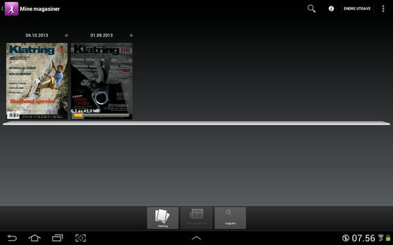 Klatring apk screenshot