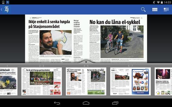 Hordaland apk screenshot
