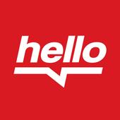 Hello - Min side icon
