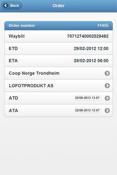 Timpex HRO apk screenshot