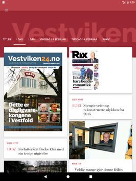 Jarlsberg Avis Digital Utgave screenshot 5