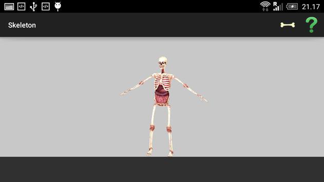 Birikis Skeleton screenshot 2
