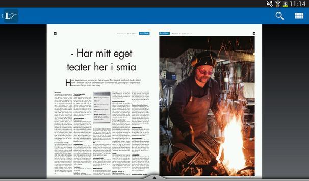 Lofot-Tidende Digital Utgave apk screenshot