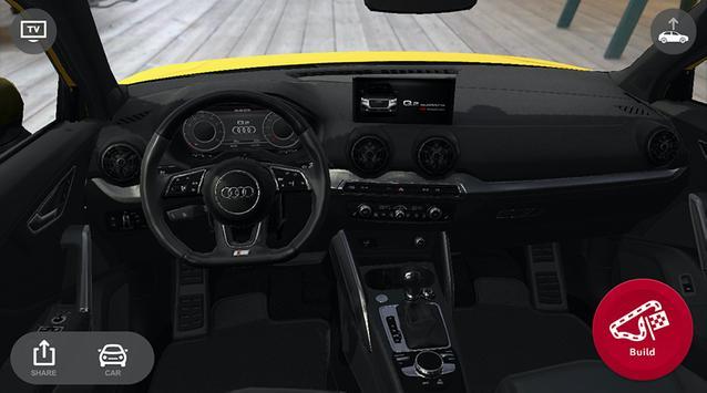 Audi quattro® coaster AR screenshot 2